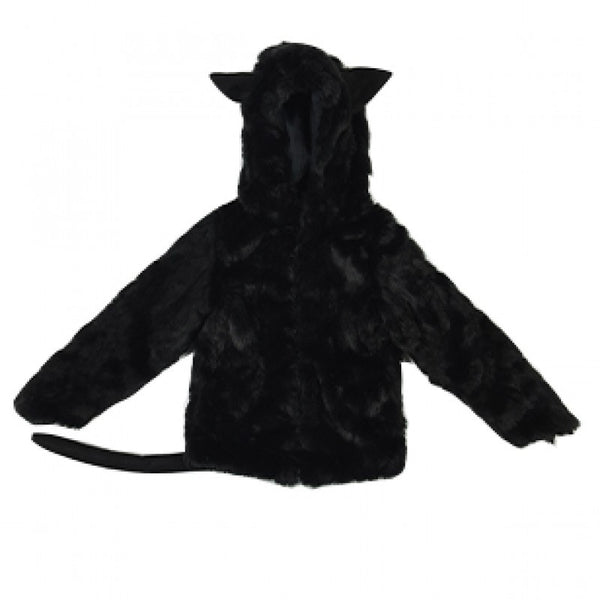 Black Cat Coat