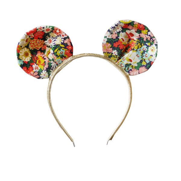 Liberty Print Mouse Ear Headband
