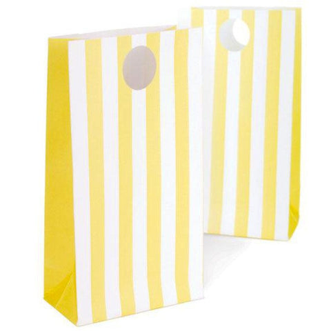Limoncello Favor Bags