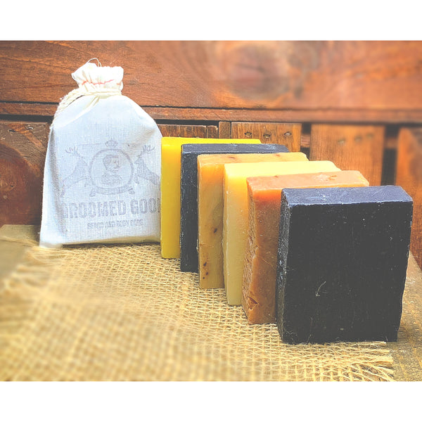 Beard and Body Soap Bar