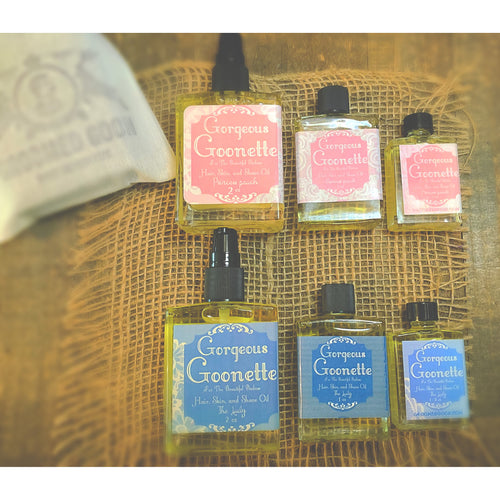 Gorgeous Goonette Oil