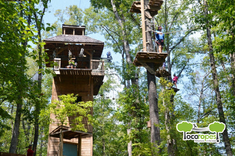 Tower Adventures - Loco Ropes!