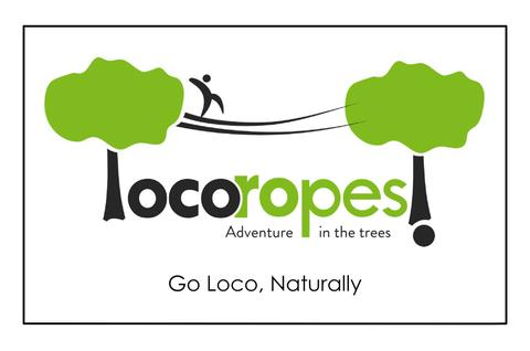 Loco Ropes Physical Gift Card