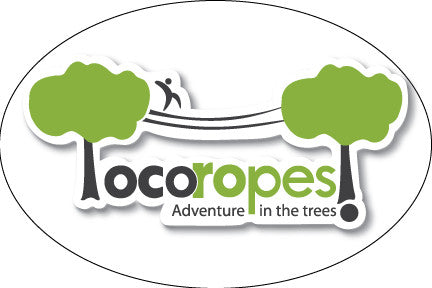 Stickers - Loco Ropes!
