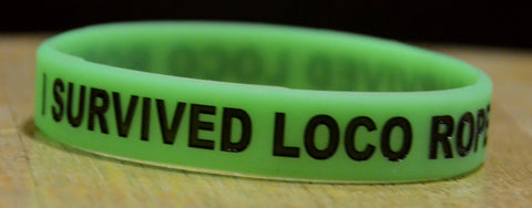 Wristbands - Loco Ropes!