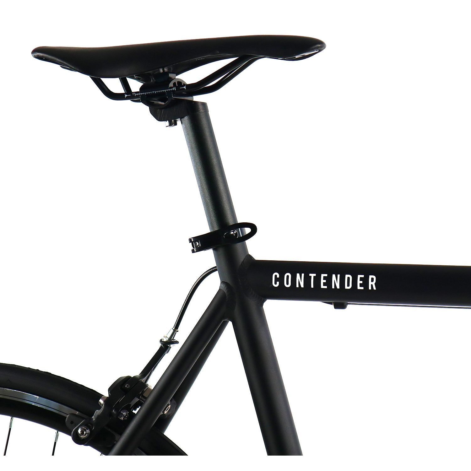 Golden Cycles - Contender - Black