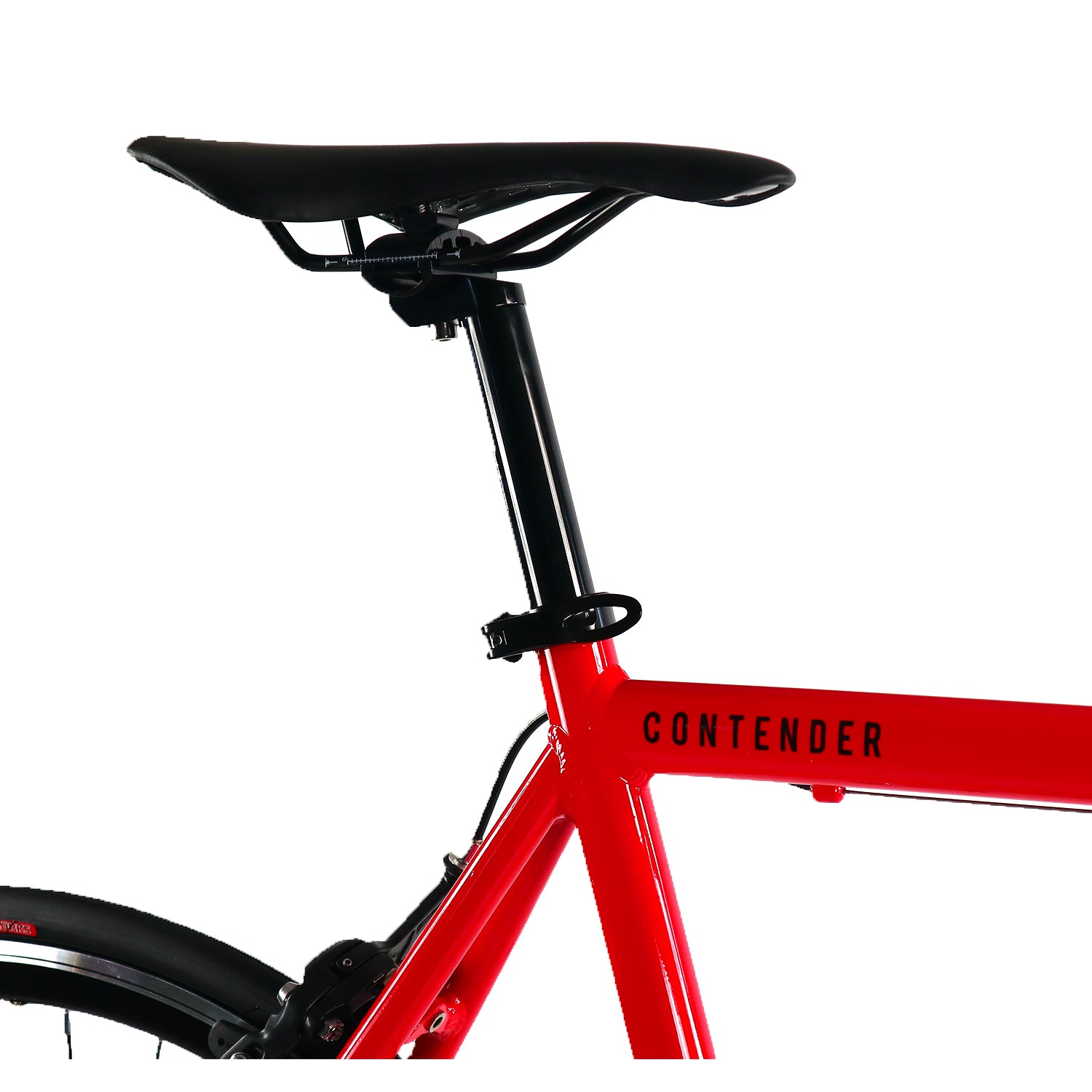 Golden Cycles - Contender - Red