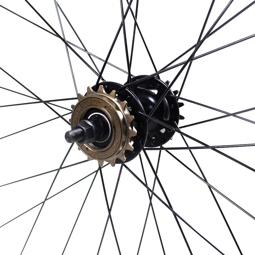 Wheelset - Matte Black 700c