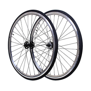 Wheelset - Chrome 700c
