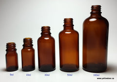 New Essential Oil Bottles