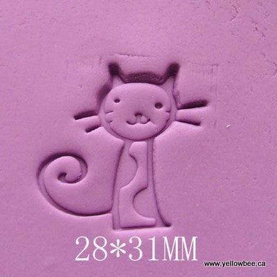 Soap Stamp - Cat - SS011