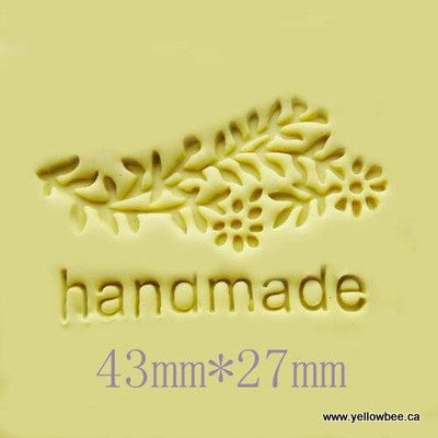 Soap Stamp - Handmade 2 - SS022