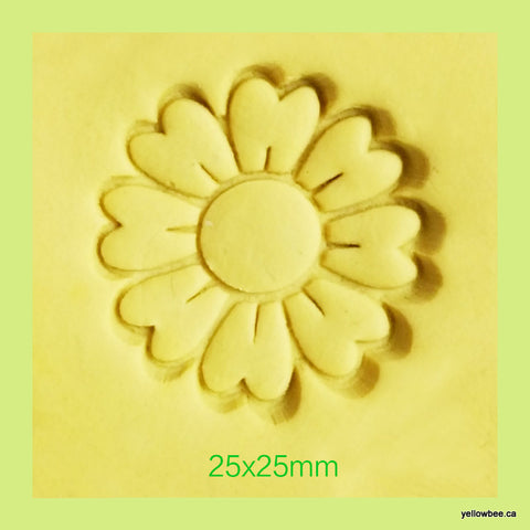 Soap Stamp - Flower 2 - SS023