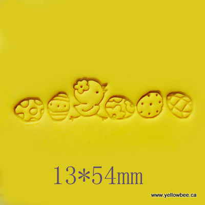 Soap Stamp - Chick & Egg - SS048