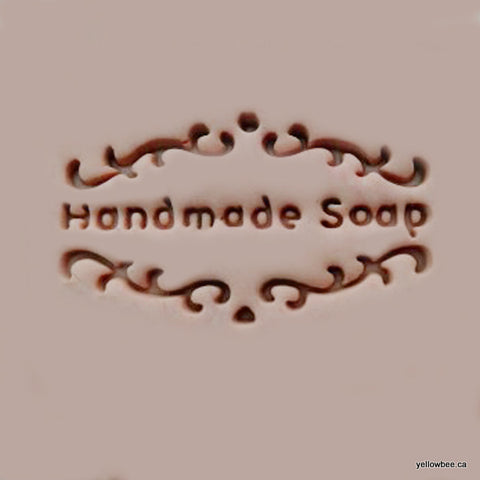 Soap Stamp - Handmade Soap - SS111