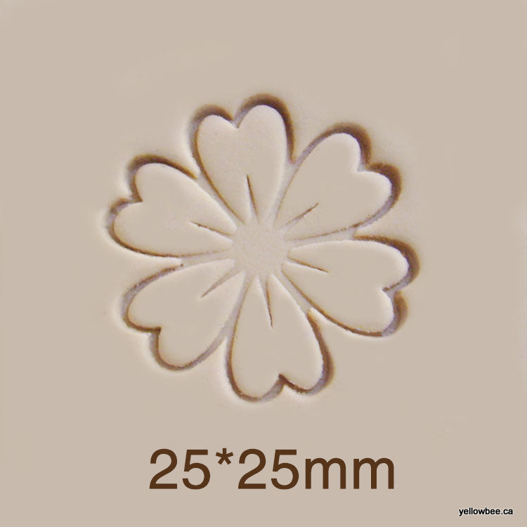 Soap Stamp - Flower 1 - SS118