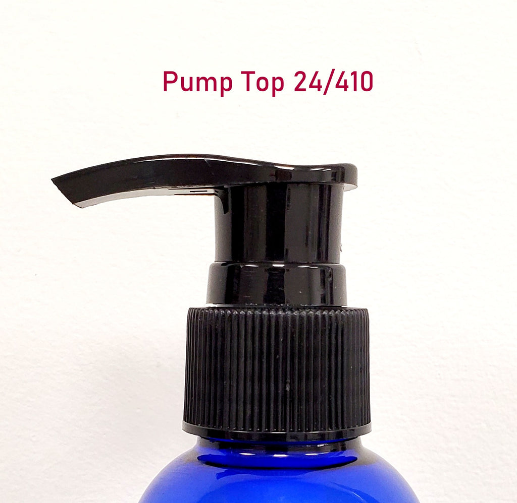 Black Pump Head - 24/410