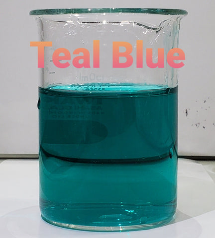 Water Soluble Dye - FDA Batch Certified - Blue Teal Blend - 5g