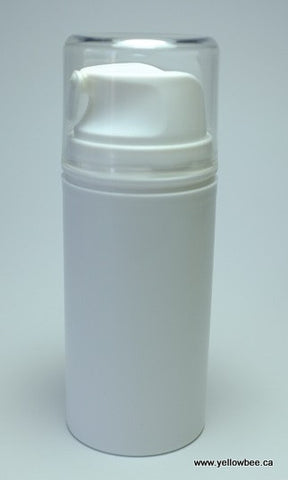 Airless Pump Bottle - White - 100ml