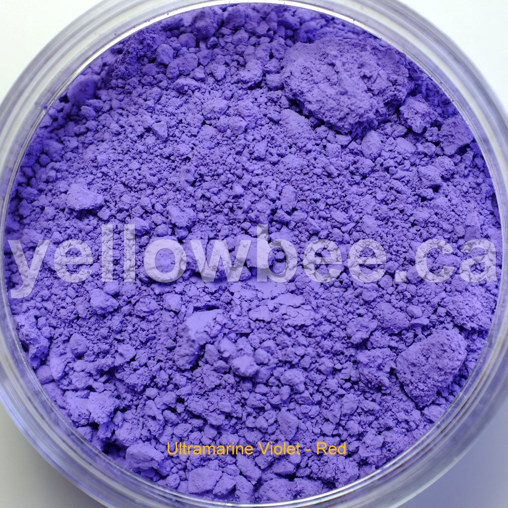Ultramarine Violet  - Red - 40g