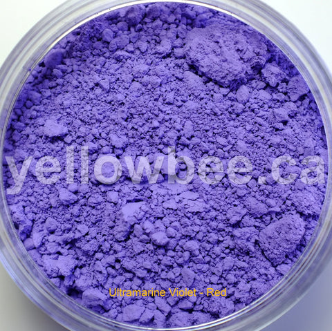 Ultramarine Violet  - Red - 10g