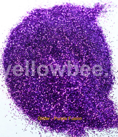 "Glitter - Purple Fusion (Microfine 0.004"") - 10g"