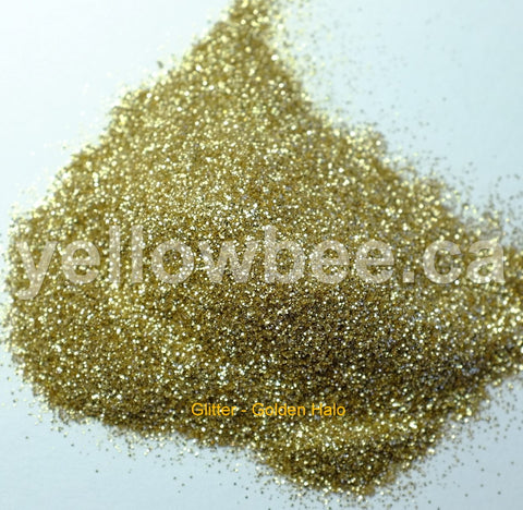 "Glitter - Golden Halo (Microfine 0.004"") - 10g"
