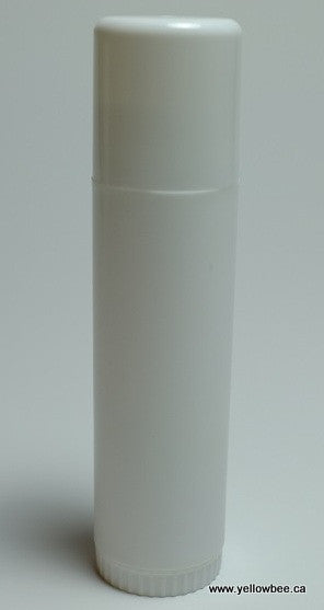 Lip Gloss Tube - White - 14g