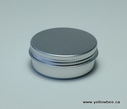 Metal Tin with Screw Lid - 15g