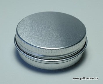 Metal Tin with Screw Lid - 30g