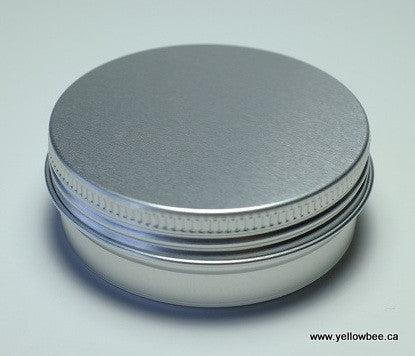 Metal Tin with Screw Lid - 60g