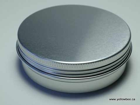 Metal Tin with Screw Lid - 100g