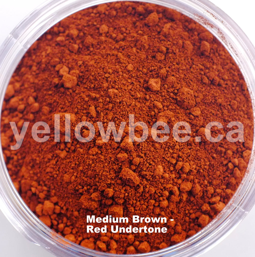 Medium Brown with Red Undertone - 40g