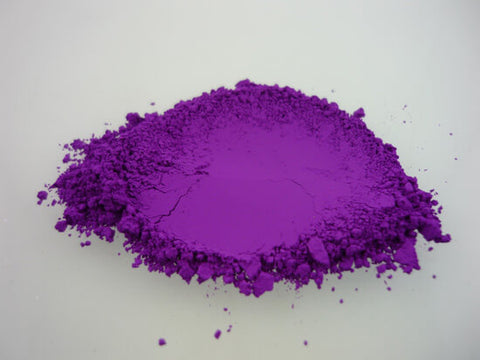 Fluorescent Neon Purple Majesty Pigment