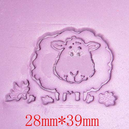 Soap Stamp - Sheep - SS005