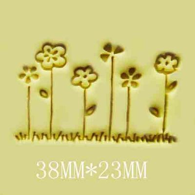 Soap Stamp - 6 Flowers - SS059