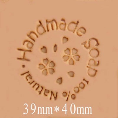 Soap Stamp - Handmade Soap 100% Natural - SS068