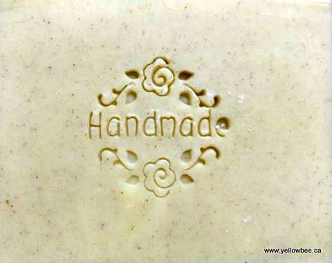 Soap Stamp - Handmade Design - SS074