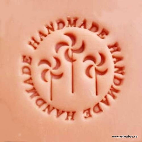 Soap Stamp - Handmade Windmill - SS088