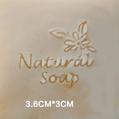 Soap Stamp - Natural Soap Butterfly - SS142