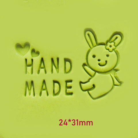 Soap Stamp - Hand Made Bunny - SS159