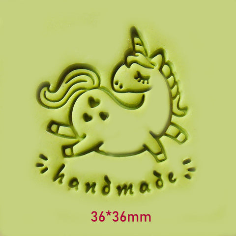 Soap Stamp - Unicorn - SS162