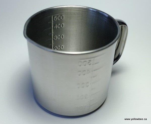 Stainless Steel Measuring Jar - 500ml