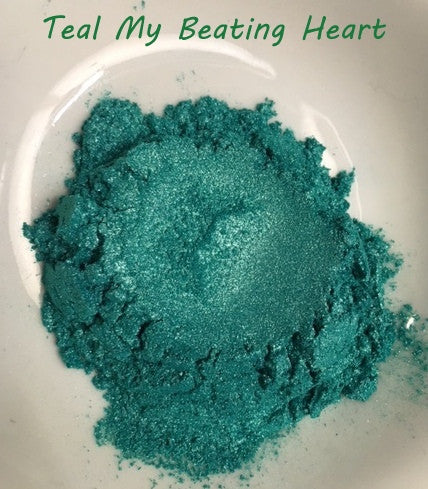 Teal My Beating Heart - 10g