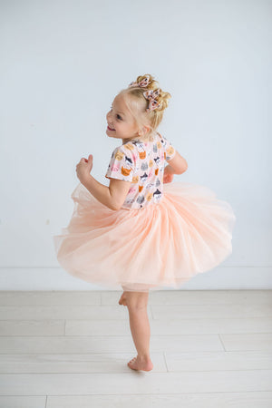 Kitty Tutu Dress - Pink