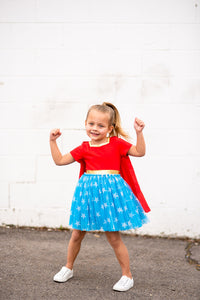 The Star Spangled  Dress