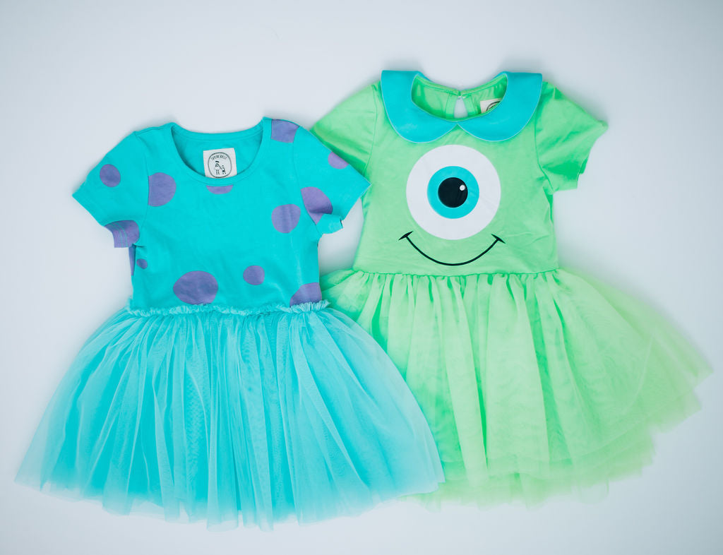 The Green Monster Dress