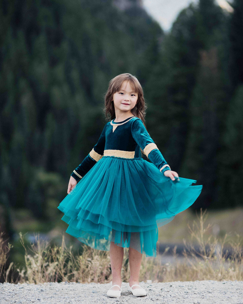 The Scottish Princess Dress - Preorder
