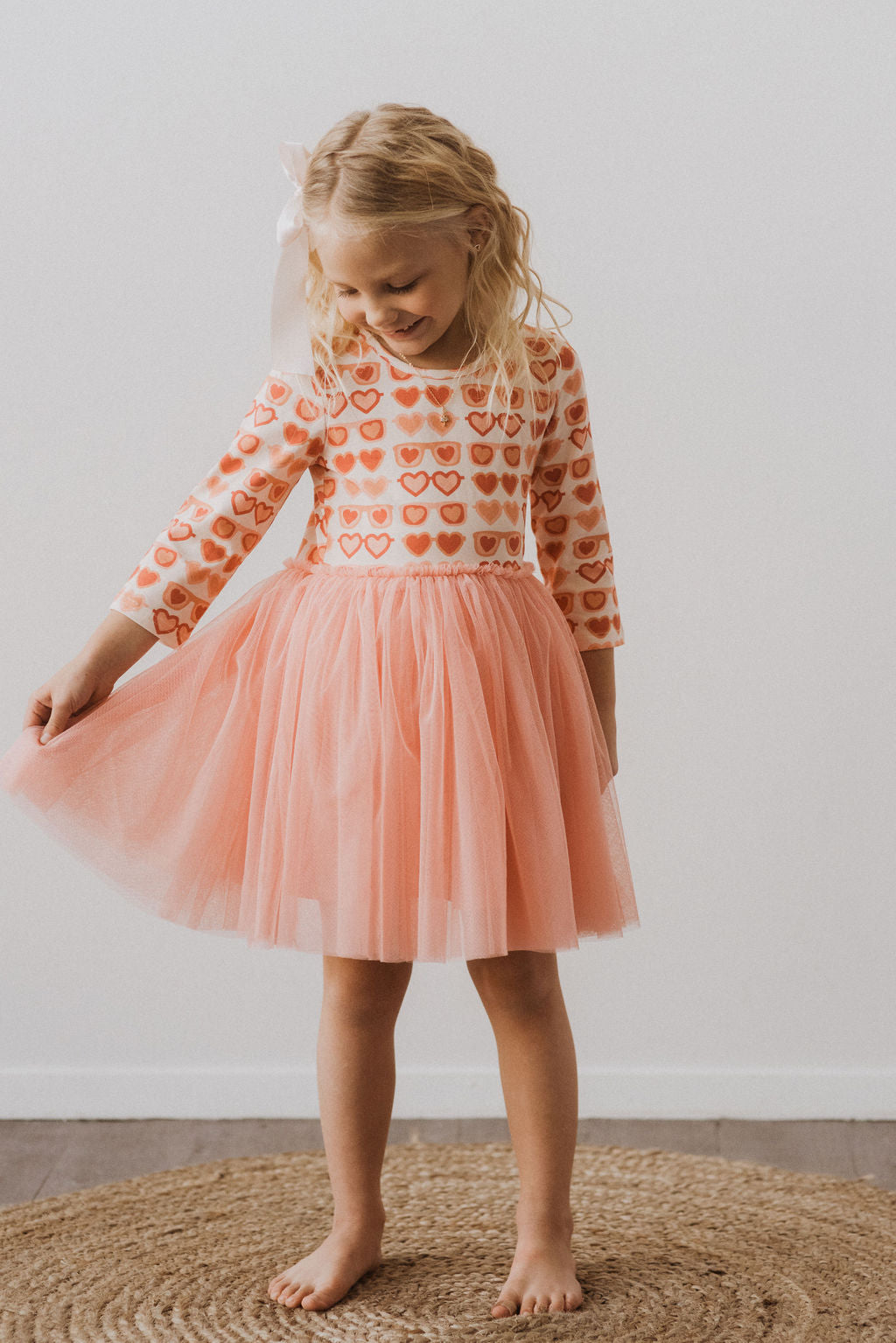 The Heart Eyes Valentines Dress
