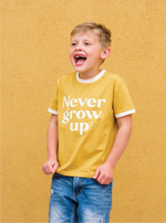Load image into Gallery viewer, Never Grow Up Tee